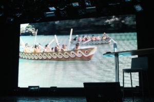 沖縄の伝統文化を学ぶ特別活動も