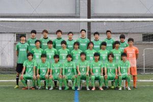 中央アートアカデミー高等部(サッカー)