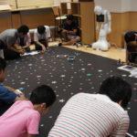第一高等学校のオープンスクールで「VR」作りを体験!
