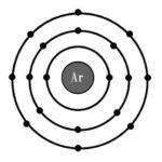 アルゴンの電子数