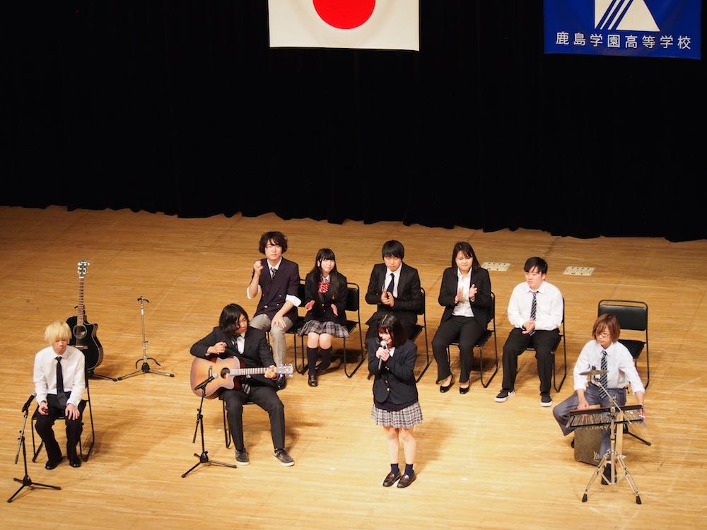 音楽学校メーザー・ハウス高等部による心温まる演奏