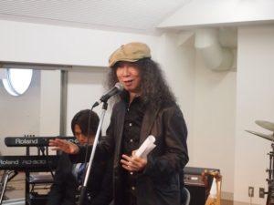 山本恭司先生
