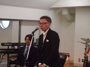 松尾行芳先生