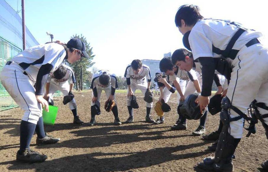 さくら国際高等学校 東京校・野球部が定通制の大会に勝利