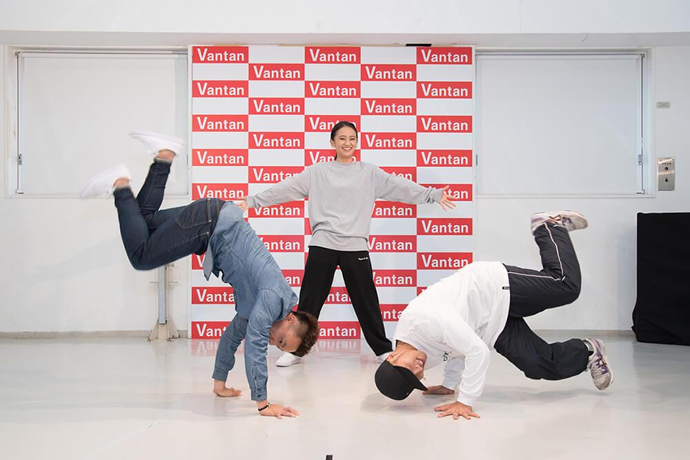 バンタン高等学院に、日本初のブレイクダンスに特化した『ブレイキン専攻』、2018年4月開講!