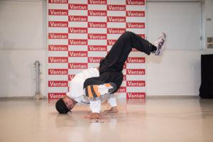 世界最高峰のダンサーが講師を務める『ブレイキン専攻』