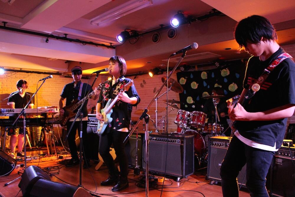 音楽学校メーザー・ハウス高等部で生徒による学内ライブが開催!