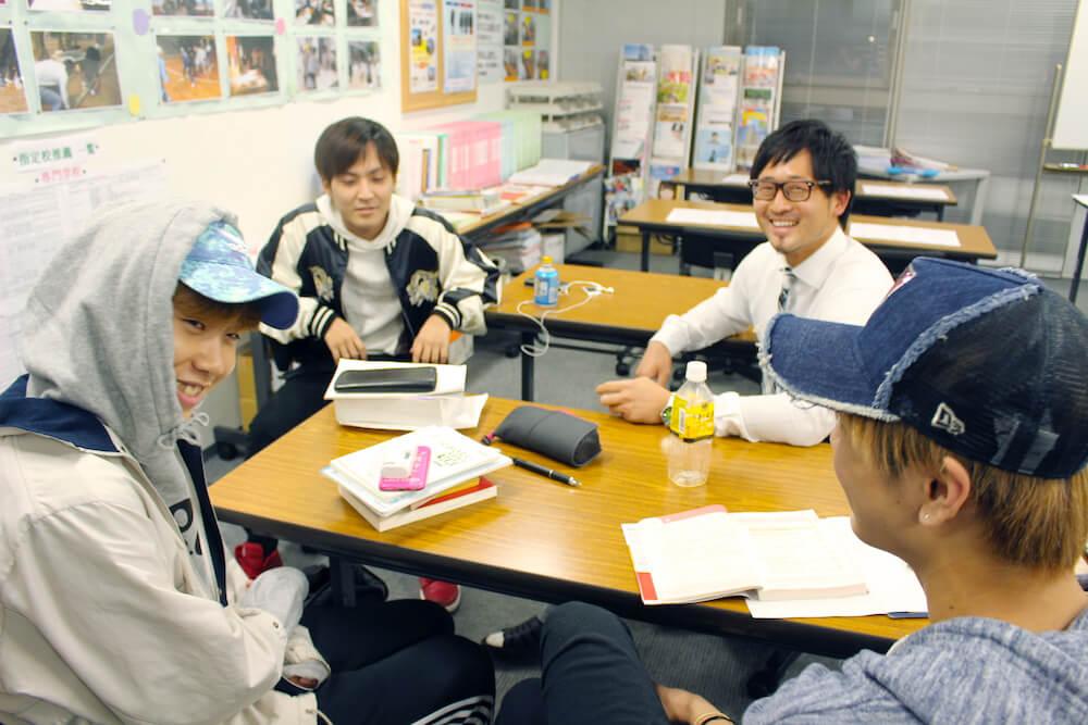 多様な生徒に生きる場を提供する翔洋学園高等学校の学び