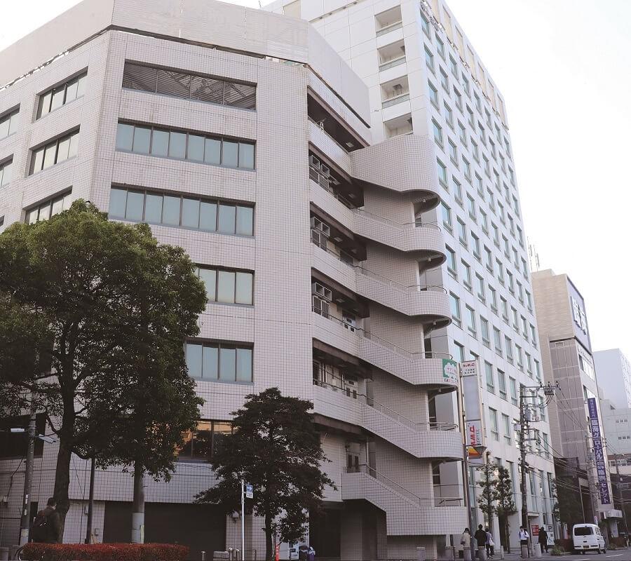 ルネサンス高校 横浜キャンパス 外観