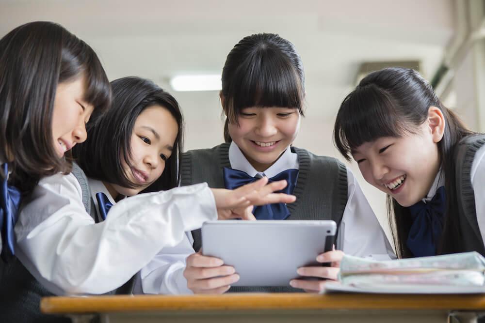 ICTを活用している通信制高校・サポート校