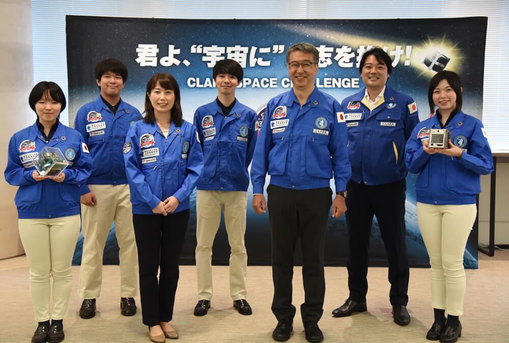 高校生主体の衛星打上げ・運用に挑戦!クラーク記念国際高等学校、東京大学、Space BD による「宇宙教育プロジェクト」が始動