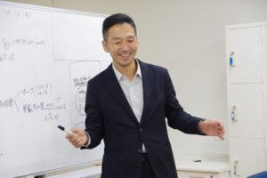 イデア高等學院 マネージャー 小西崇志さん